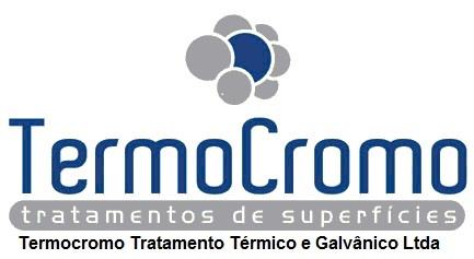 Termocromo Tratamento superficial térmico e galvânico